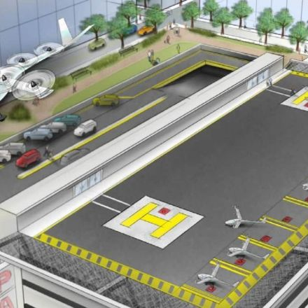 Uber's Flying Car Plans