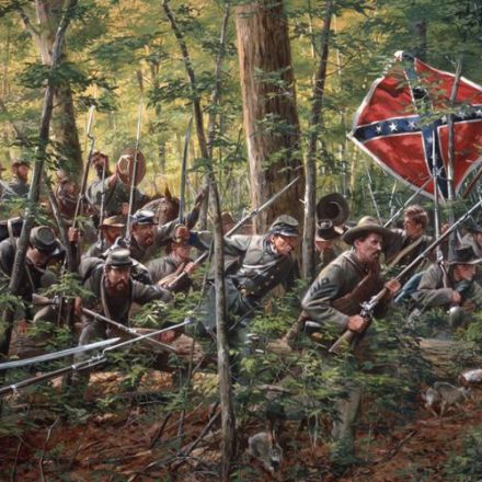Battle of Chancellorsville begins - May 01, 1863