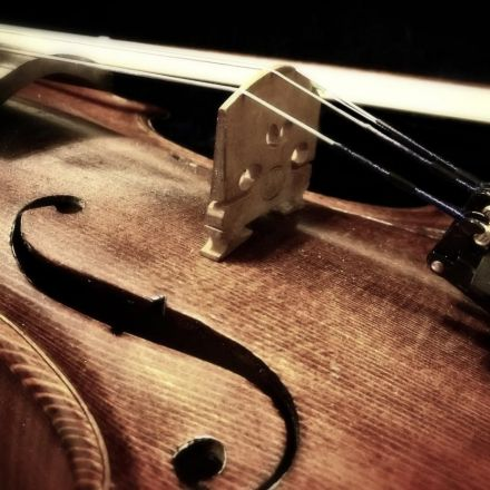 Ditch the Stradivarius? New violins sound better: study