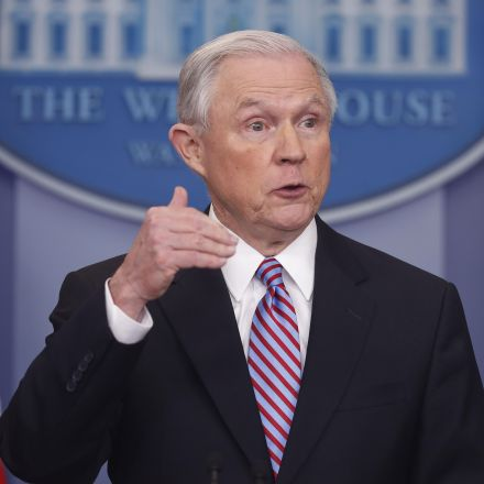 Jeff Sessions says he's 'surprised' Americans aren't embracing his anti-marijuana stance