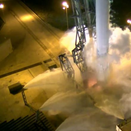 SpaceX calls last-second rocket abort