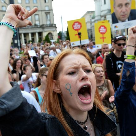 Polish women to stage all-out strike next week