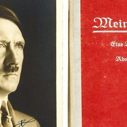 Why German mistrust made Hitler's Mein Kampf a bestseller again