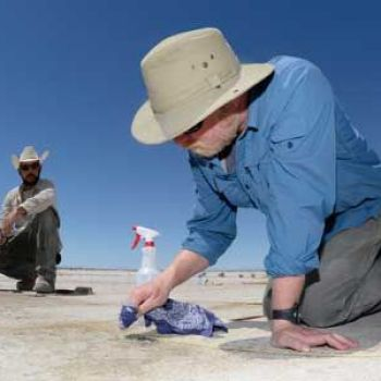 Ice Age Hunting Camp, Replete With Bird Bones and Tobacco, Found in Utah Desert