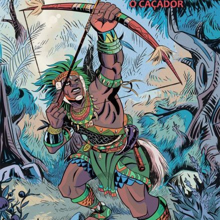 Gorgeous comic book gives Afro-Brazilian mythology the Avengers treatment - Kill Screen