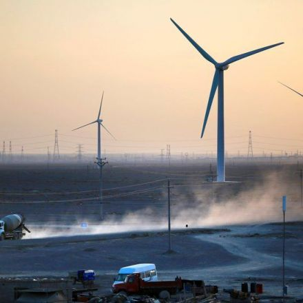 It Can Power a Small Nation. But This Wind Farm in China Is Mostly Idle