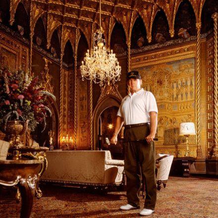 """Donald Trump Has a """"Dictator Chic"""" Design Taste"""