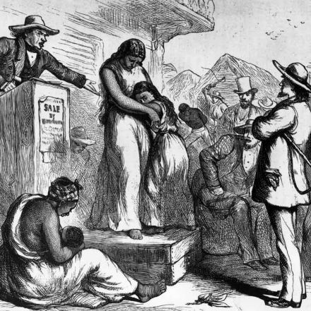 How Slaves Reacted to Their Appraisals: Traumatic U.S. History of Slave Auctions