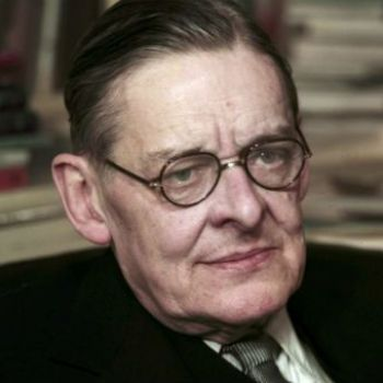 T.S. Eliot, Poet for a Fallen Culture
