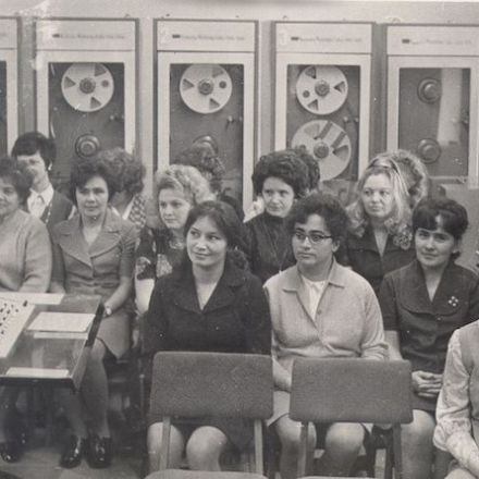 Being a woman in programming in the Soviet Union
