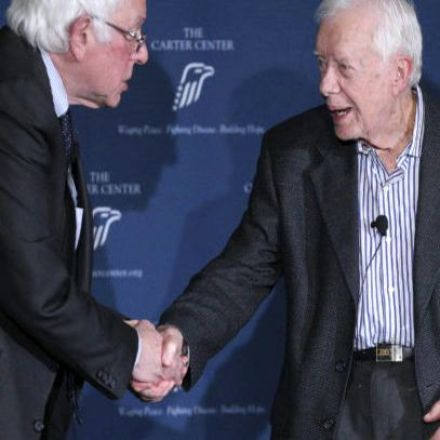 Jimmy Carter and Bernie Sanders Explain How Inequality Breeds Authoritarianism