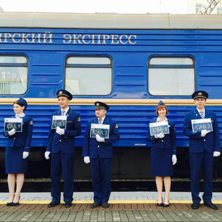 Trans-Siberian Railway: a view from Moscow to Vladivostok –a photo essay
