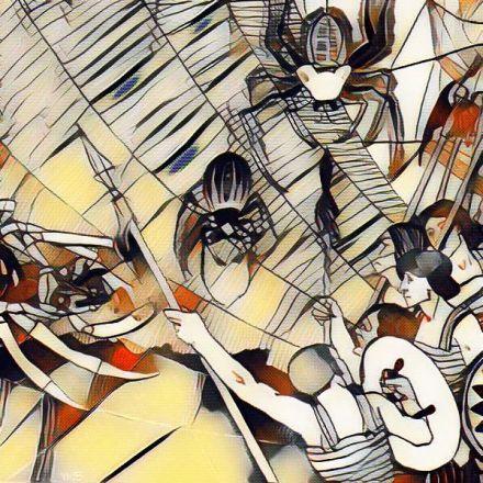 The Intergalactic Battle of Ancient Rome