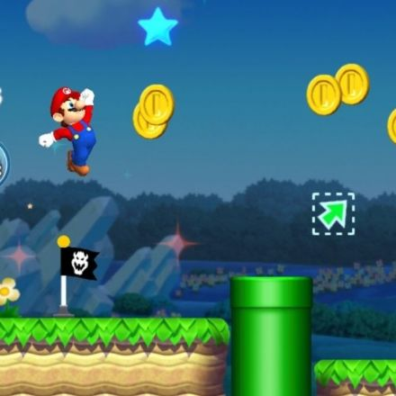 Now you can get Super Mario Run on your iPhone