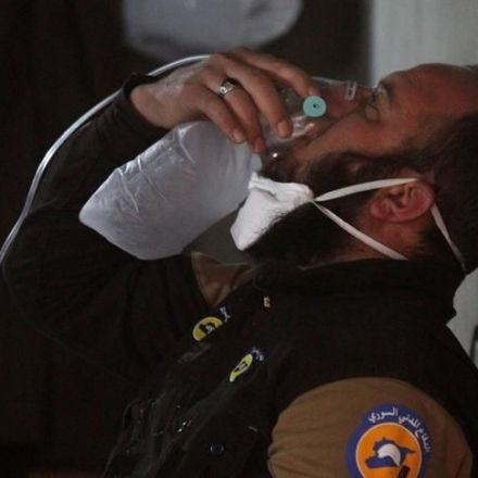 British scientists find sarin used in Syria: U.N. envoy