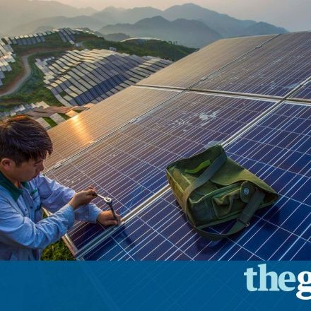 Solar power growth leaps by 50% worldwide thanks to US and China