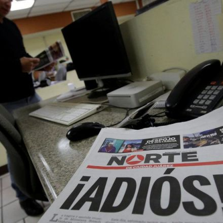 Mexican Newspaper Shuts Down, Saying It Is Too Dangerous to Continue