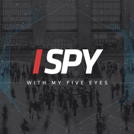 iSpy - The Five Eyes Alliance