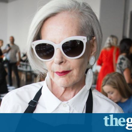 Fashion wakes up to the older woman