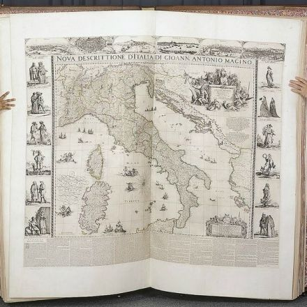 Watch the British Library Digitize One of the World's Largest Books