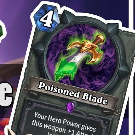 Hearthstone: One Massive Poisoned Blade