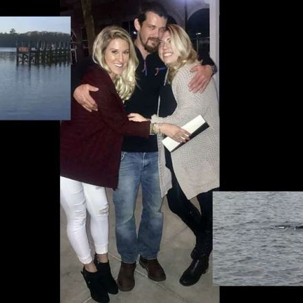 Rescuer vowed to pull women from submerged car or 'die trying'