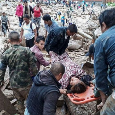 Colombia landslides: More than 100 die after Heavy Rain hits South-West