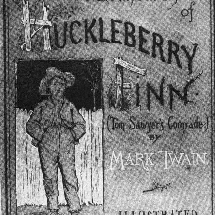 In 'Huckleberry Finn,' A History In Echoes