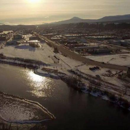 Magnitude 6.2 quake hits Yukon, Alaska and causes power outages