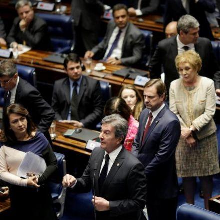 Brazil's Senate Removes President Dilma Rousseff from Office