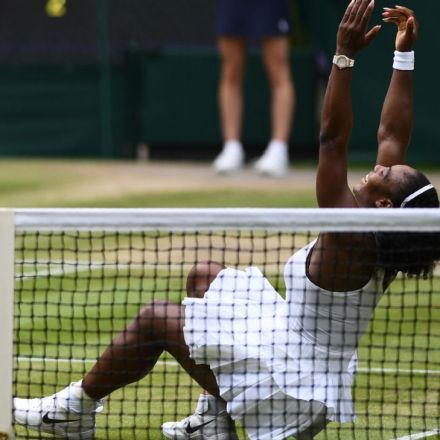 Serena Wins, Catches Graf with Slam Title No. 22