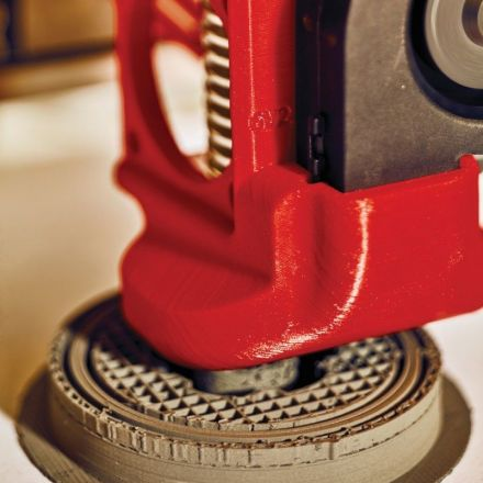 A new 3-D printer could finally let the technology live up to its promise