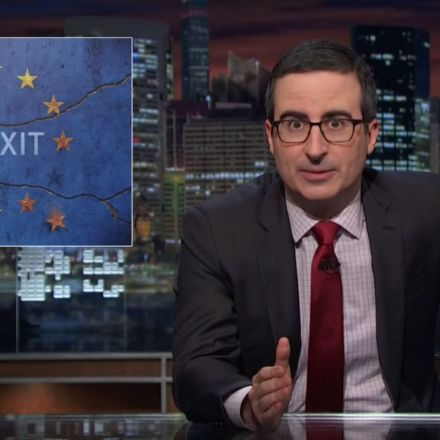 John Oliver's amazing Brexit rant: No one has torn apart the disastrous vote better than this