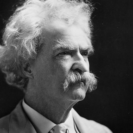 Step aside Seinfeld — meet Mark Twain, the stand-up comic
