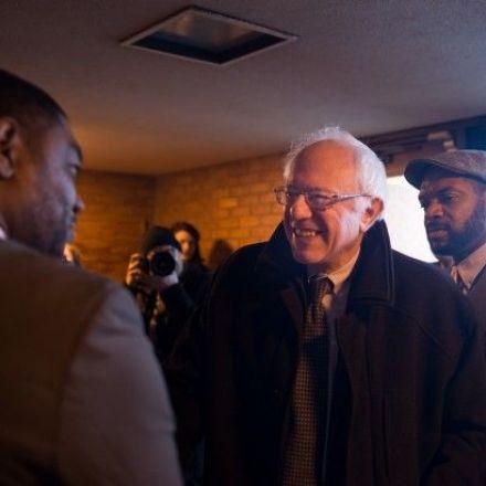 Bernie Sanders calls back to America's socialist roots