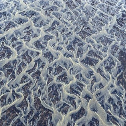 The Stunning Beauty of Braided Rivers