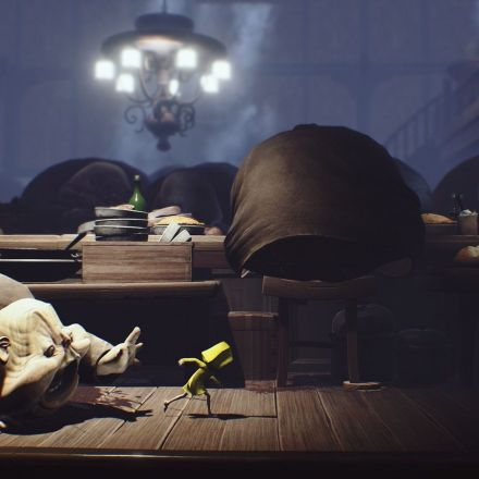 Little Nightmares Launches Today on PS4