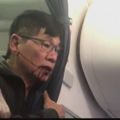 Lawyer: Dragged passenger lost 2 teeth and broke his nose