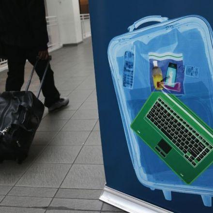 Laptop cabin ban 'ineffective' says IATA