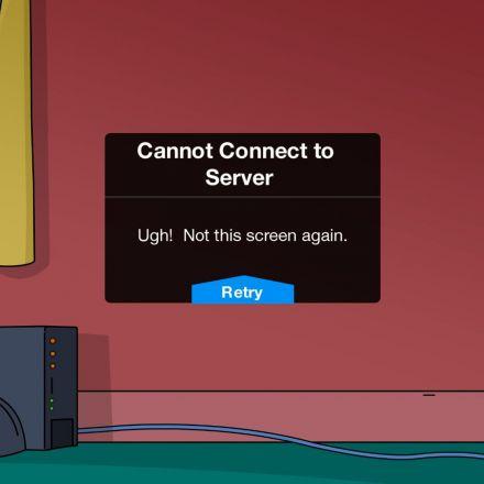 EA Origin Server Outage Reported