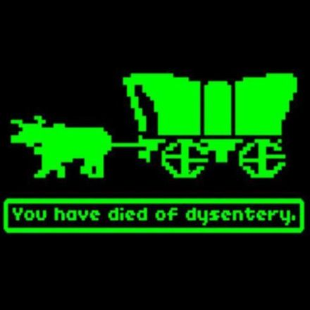How You Wound Up Playing The Oregon Trail in Computer Class