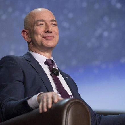 Jeff Bezos Is Now the World's Second Richest Person