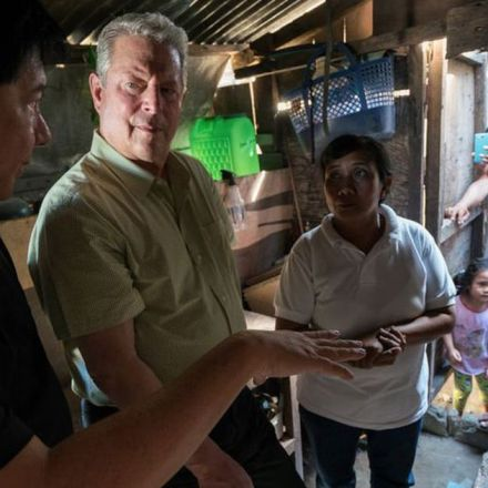 Trump plays the villain in trailer for 'An Inconvenient Truth' sequel