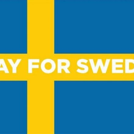 Swedes are still trolling Donald Trump with a #PrayForSweden vigil