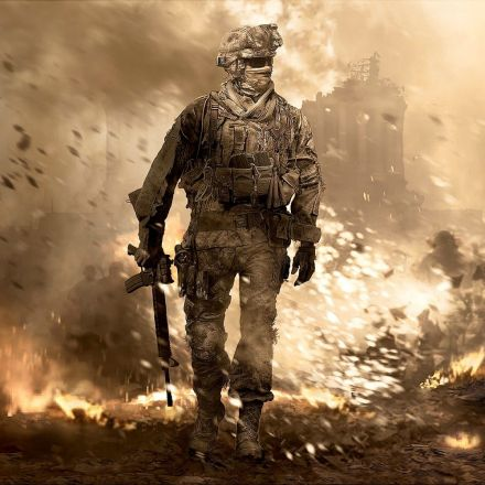 Modern Warfare is still Call of Duty's finest game