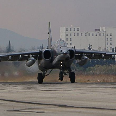 US officials: Syria moves planes to Russian base