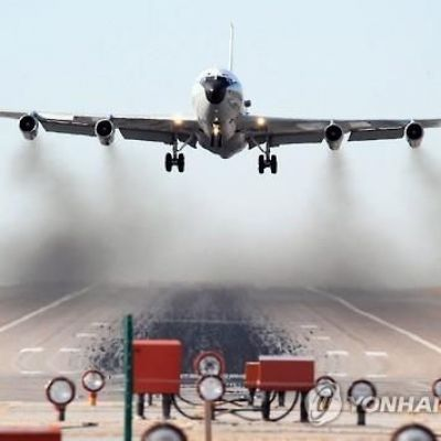 U.S. sends nuclear sniffer plane to Korea: source