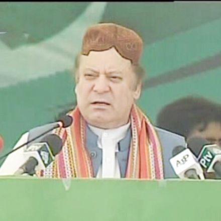 Nawaz's Holi message: 'Islam gives people freedom to choose their religion'