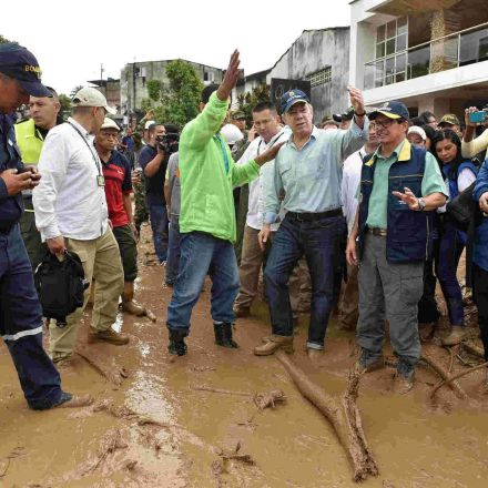 Death toll climbs to 254 in southern Colombia landslide