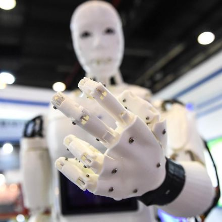Robots will be the next big utility, like electricity, expert Martin Ford says